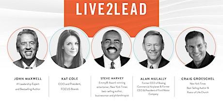 Live2Lead Leadership Development Virtual Event with John C. Maxwell tickets
