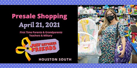 JBF Houston South - Spring 2021 Presale Shopping (Must Qualify) tickets