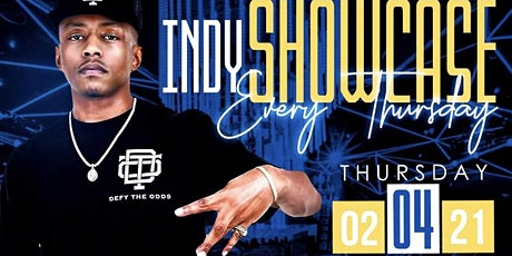 INDY SHOWCASE | TALENT SEARCH HOSTED BY CASSIDY tickets