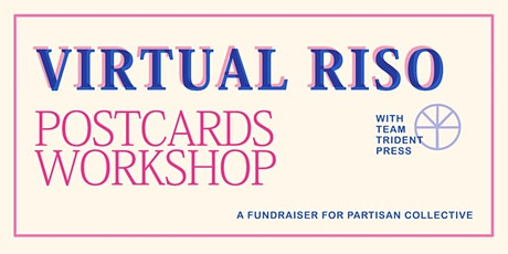 RISO Postcard Workshop tickets