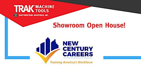 TRAK Machine Tools' Pittsburgh, PA  Showroom Open House April 29th, 2021 tickets