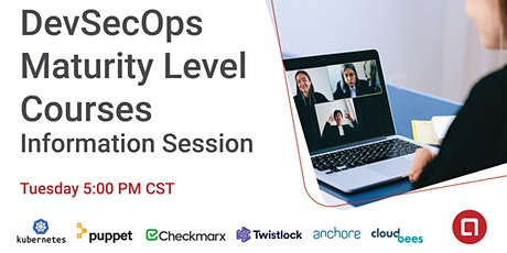 DevSecOps Information Session bilhetes