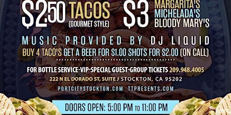 Taco Tuesday at Port City tickets