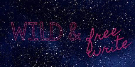 Wild and Free Write Wednesdays tickets