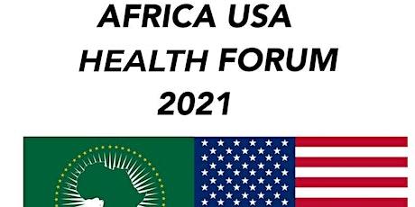 Africa USA Health Forum ingressos