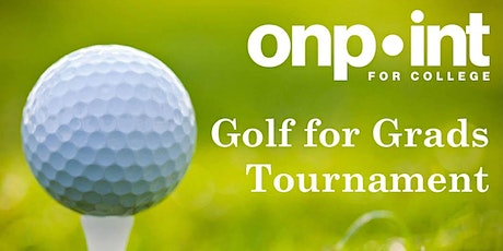1st  Annual On Point for College Utica Golf for Grads Tournament tickets