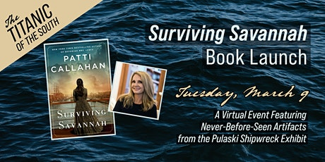 Surviving Savannah Book Launch tickets
