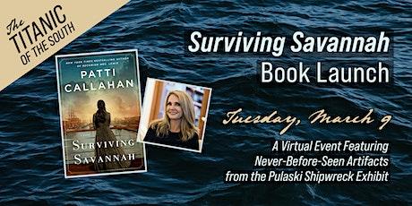 Surviving Savannah Book Launch tickets
