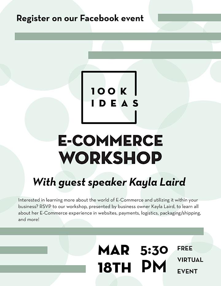E-Commerce Workshop image