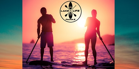 Sunset Beginner Paddle tickets