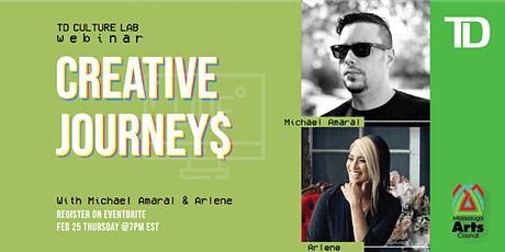 TD Culture Lab - Creative Journey$: The DIY Creative Career tickets