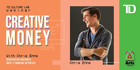 TD Culture Lab - Creative Money tickets