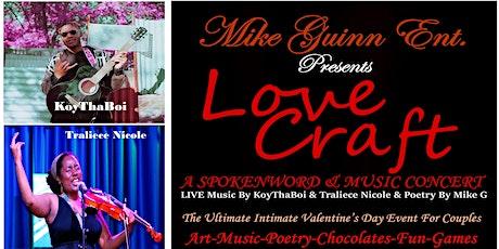 """Love Craft Live At Create Arlington tickets"
