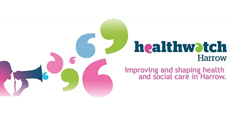 Romanian  Community Healthwatch Harrow Session tickets