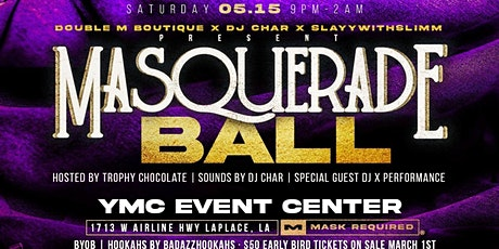 1st Annual Masquerade Ball tickets