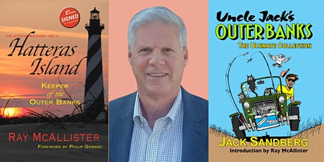 A Visit to the Outer Banks with Ray McAllister tickets
