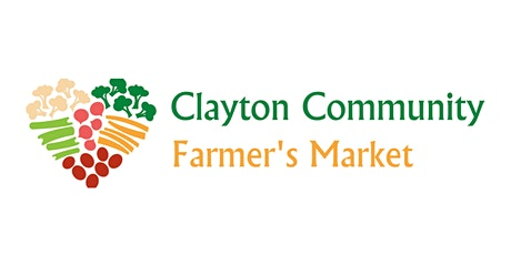 Clayton Community Farmers Market tickets