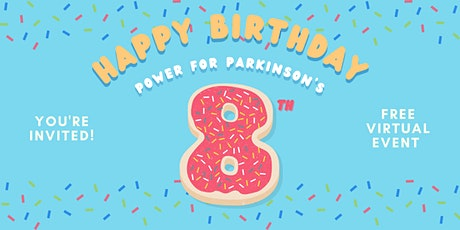 Power for Parkinson's 8th Birthday Bash! tickets