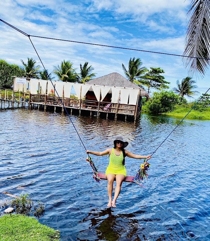 Explore the Beauty of South Bahia Brazil with Keula Binelly image