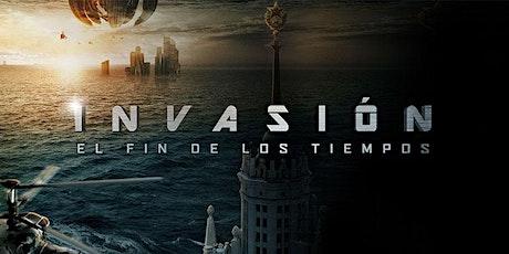 Invasion: El fin de los tiempos entradas
