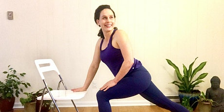 Accessible Yoga  (with chair) tickets