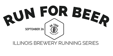 Beer Run - On Tour Brewing Company - 2021 IL Brewery Running Series tickets