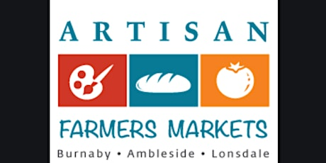 Ambleside Artisan Farmers' Market tickets