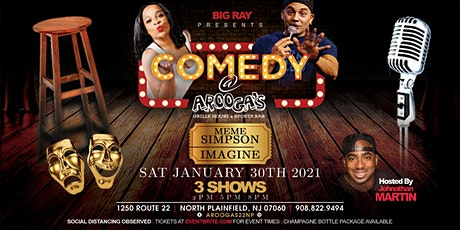 Comedy Show Featuring IMAGINE, hosted by Johnathan Martin tickets