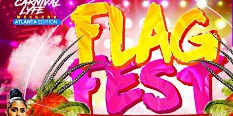 "FLAG FEST ' REP YUH CULTURE ""  ATLANTA  2021 EDITION tickets"