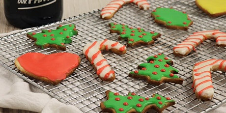 """In the Kitchen"" with Bricoleur - Cooking with Santa! -  Sugar Cookies tickets"