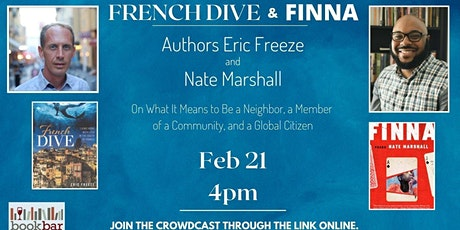 French Dive & Finna: Eric Freeze and Nate Marshall in Conversation tickets