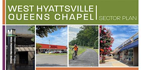 Virtual Visioning Workshop - West Hyattsville-Queens Chapel entradas