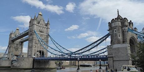 Back Across the Thames - Virtual Walk tickets