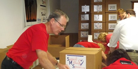 Myrtle Beach Volunteers - Care Package Assembly Prep tickets