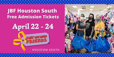 JBF Houston South Spring 2021 - Free Admission Tickets tickets