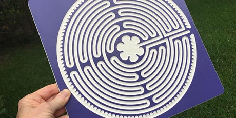 Virtual First Saturday Finger Labyrinth Walks tickets