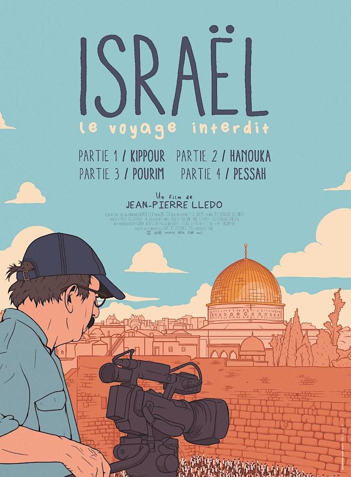 Image de Israël, le voyage interdit
