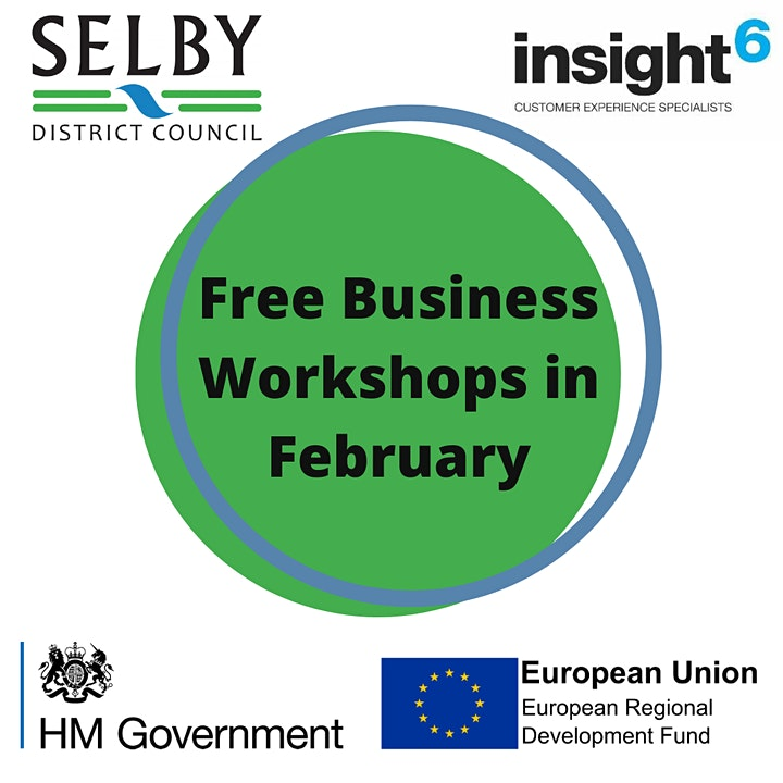 Free webinar series for Retail Businesses in Selby District image