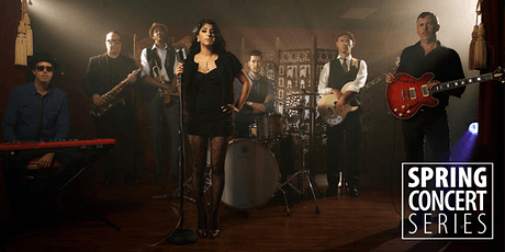 Ruby Velle & The Soulphonics - Spring Concert Series at Callanwolde tickets
