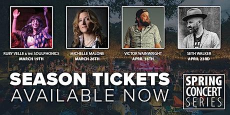 Season Tickets - Spring Concert Series at Callanwolde tickets