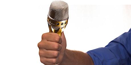 Public Speaking - The Nervous Inspirational (Spiritualist) Speaker tickets