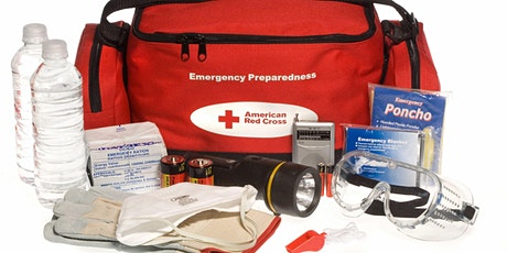 Disaster Preparedness (webinar) tickets