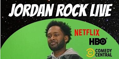 Jordan Rock Live tickets