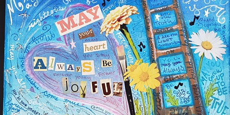 Create a Craft: Zettiology Style Collage tickets