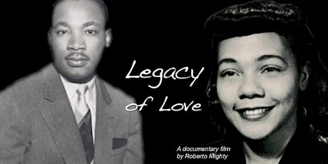 Legacy of Love - Martin Luther King and Coretta Scott's Love Story tickets