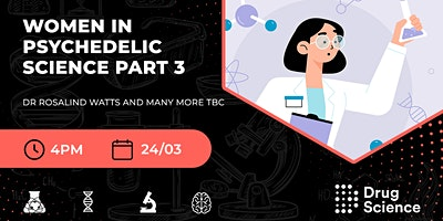 Women in Psychedelic Science - Part 3