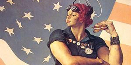 Visual Fitness 4 STRENGTH through Service: Rosie the Riveter... tickets