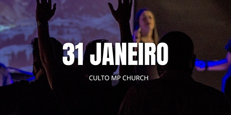 CULTO MP CHURCH ingressos