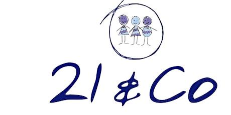 21&Co Choosing a Primary School Webinar tickets