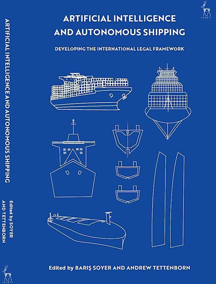 AI and Autonomous Shipping: Developing the International Legal Framework image